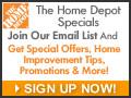 Home Depot Newsletter