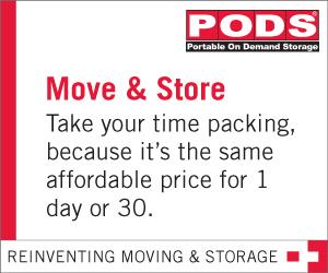 PODS - Portable On Demand Storage